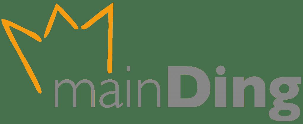 main ding logo