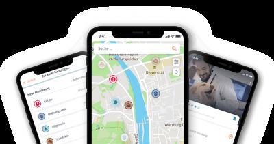Patzo Hunde App: Übersicht 2