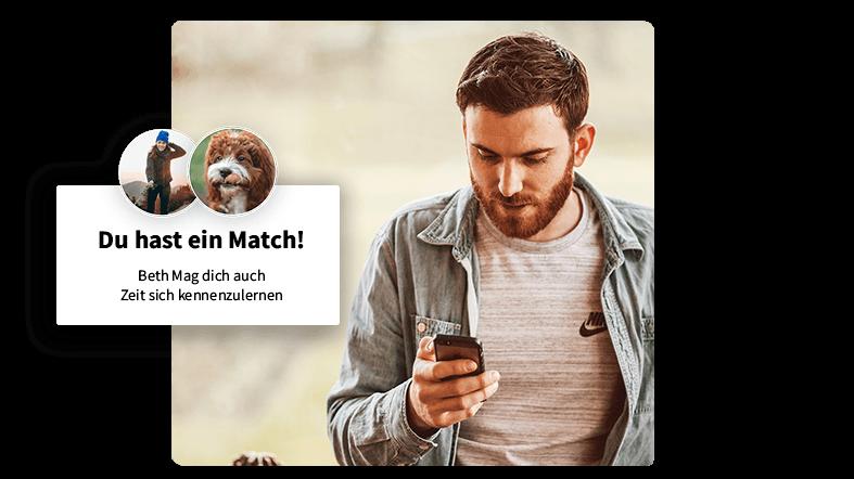 Patzo Hunde App: Matching wie bei Tinder nur mit Hunden