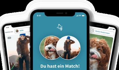Patzo Hunde App: Matching Beispiel